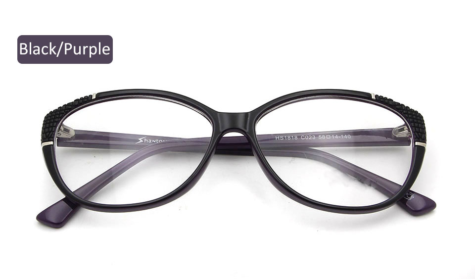 eyeglasses  purple