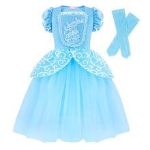 цены на AmzBarley Toddler Girls tutu Dress Princess Costume kids Birthday Halloween Christmas outfits Cosplay Make Up Party Ball Gowns в интернет-магазинах