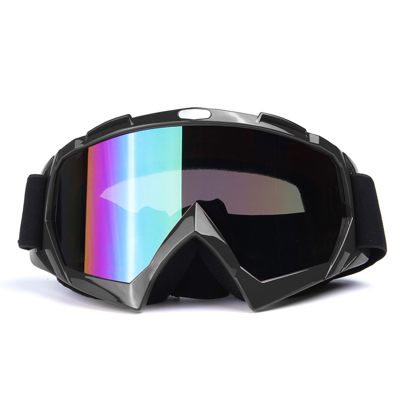 9 Colors Men Women Ski Goggles UV 400 Anti Fog Ski Eyewear Winter Snowboard Glasses Skiing Goggles Snowboarding Glasses in Skiing Eyewear from Sports Entertainment