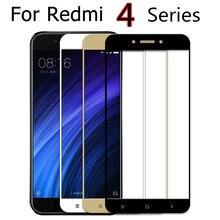 Full Cover Tempered Glass For Xiaomi Redmi note 4X Screen Protect For Xiaomi Redmi 4 Pro Front Film On Xiomi 4 X Siaomi note4 HD