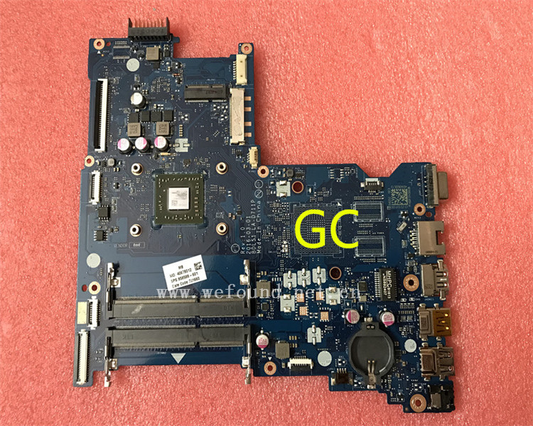 laptop Motherboard For 255 G5 LA-D711P 858588-601 858588-501 system mainboard Fully Testedlaptop Motherboard For 255 G5 LA-D711P 858588-601 858588-501 system mainboard Fully Tested