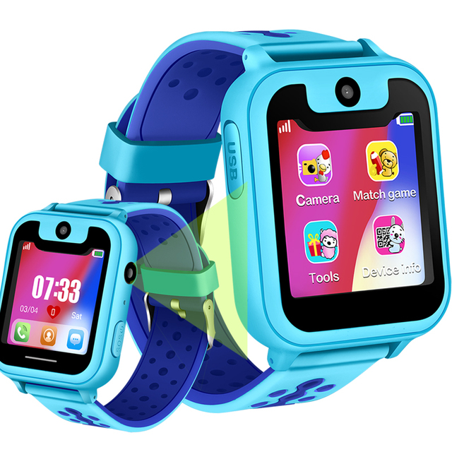 BANGWEI2018 New Children Phone Watch Child Positioning SOS Remote Monitoring Lig