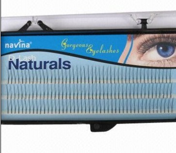Free shipping 50box/lot 2 in a eyelash planting false eyelash/