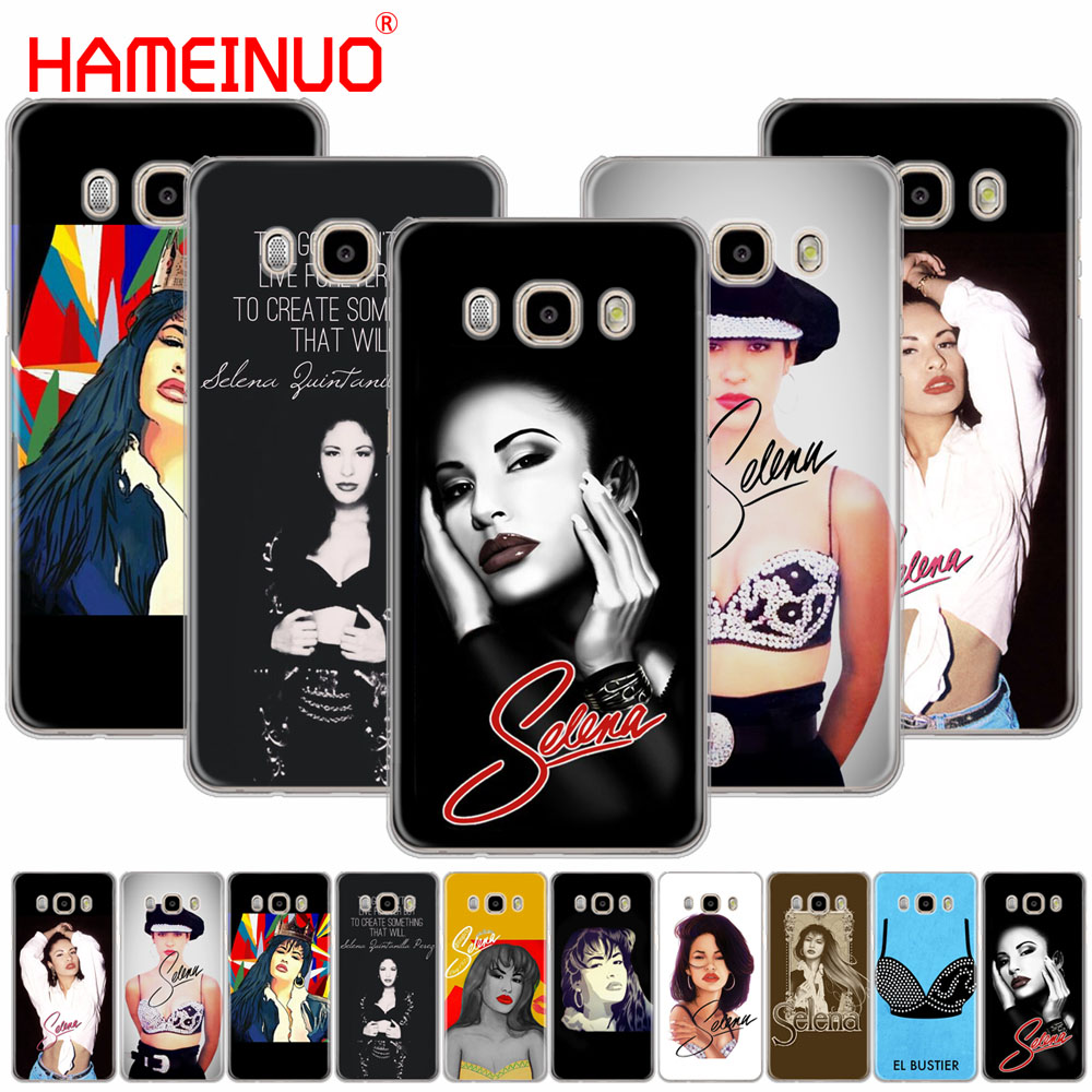 HAMEINUO selena quintanilla cover phone case for Samsung