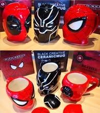 New Creative Coffee  Mug DEADPOOL Mug 3D Coffee And Drink Cup High Temperature Manufacture Quality Ceramics Nice Quality