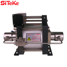 SITEKE AT300  Gas-liquid booster pump Max Output Pressure 2490 Bar Air Driven Liquid Pumps for oil or water applications