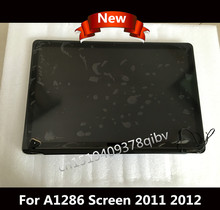 Brand New LCD LED Glossy Screen Display Assembly For Macbook Pro 15.4 A1286 2011 2012 Year