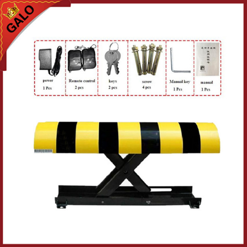 Reserved Automatic Parking Lock & Parking Barrier - Long Rocker - Parking Locks & Barriers(no Battery)