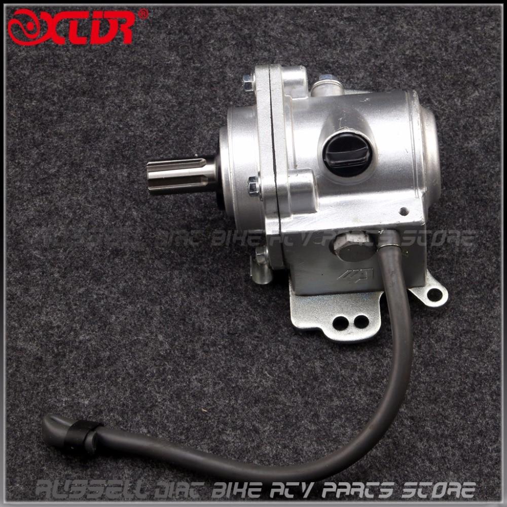 US $89 07 |ATV Rear axle Transmission gearbox for shaft drive 50cc 110cc  ATV Quads/ Renvoi d Angle pour Loncin a Cardan 110cc-in ATV Parts &