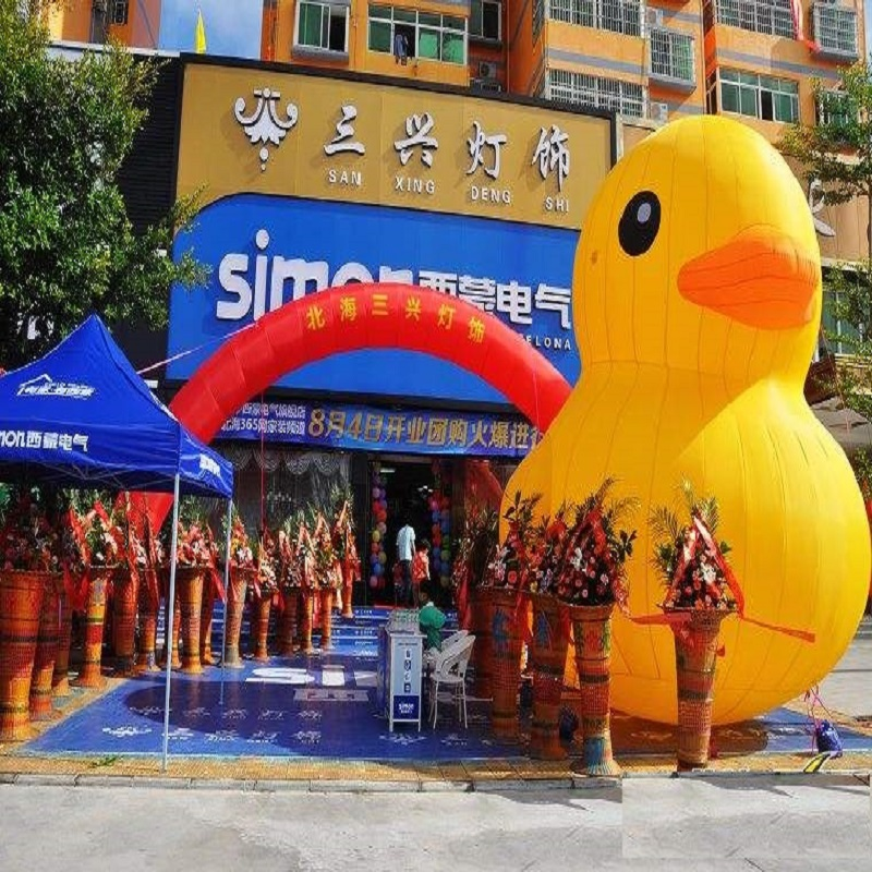 inflatable yellow duck  rubber duck use for open business ,Commercial activity,exhibition ,Christmas, outdoor advertisin (3 M )inflatable yellow duck  rubber duck use for open business ,Commercial activity,exhibition ,Christmas, outdoor advertisin (3 M )