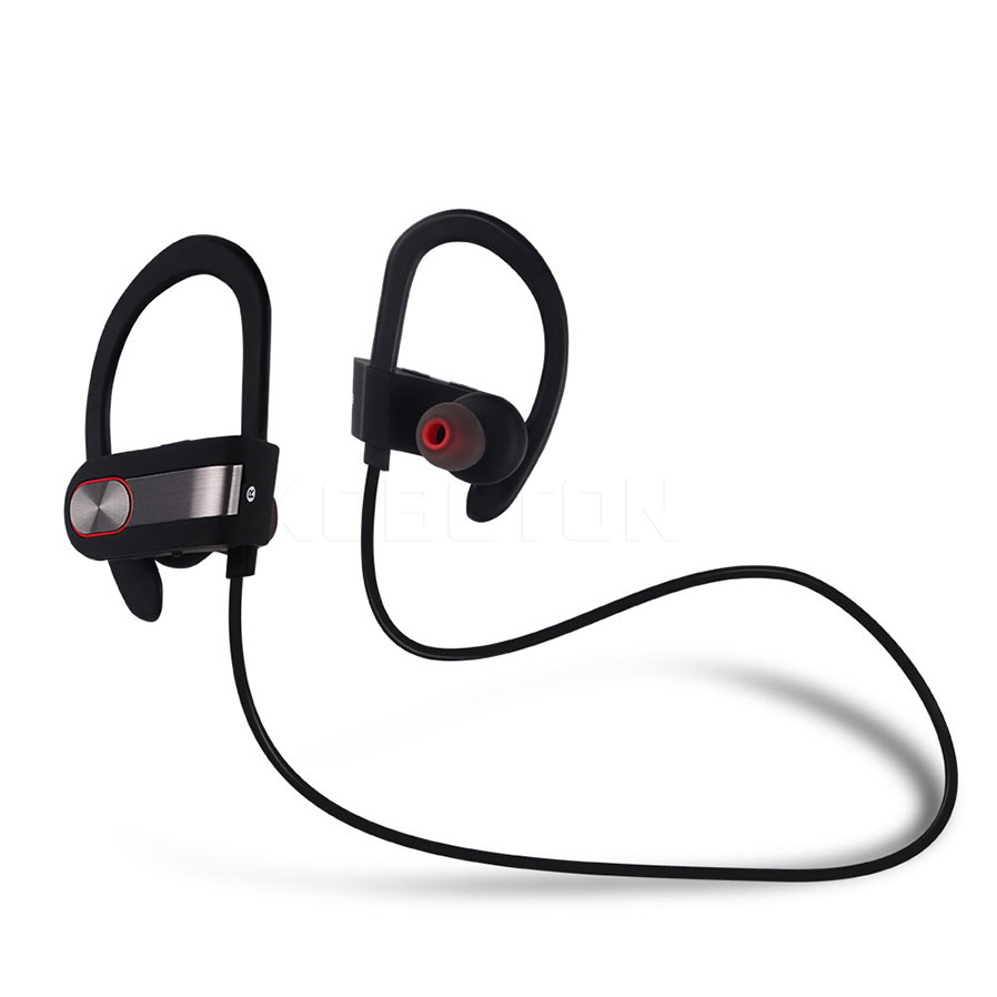 Wireless headphones running in ear - running headphones skull candy