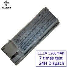 GZSM Аккумулятор для ноутбука D620 для Dell D630 D630 ATG D630 UMA D630c Аккумулятор для ноутбука M2300 TG226 UD088 JD634 D631N аккумулятор
