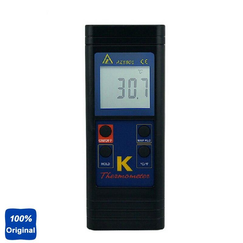 AZ8801 Digital K Type Thermocouple Thermometer tpi 306c 40 150 pen type digital thermometer