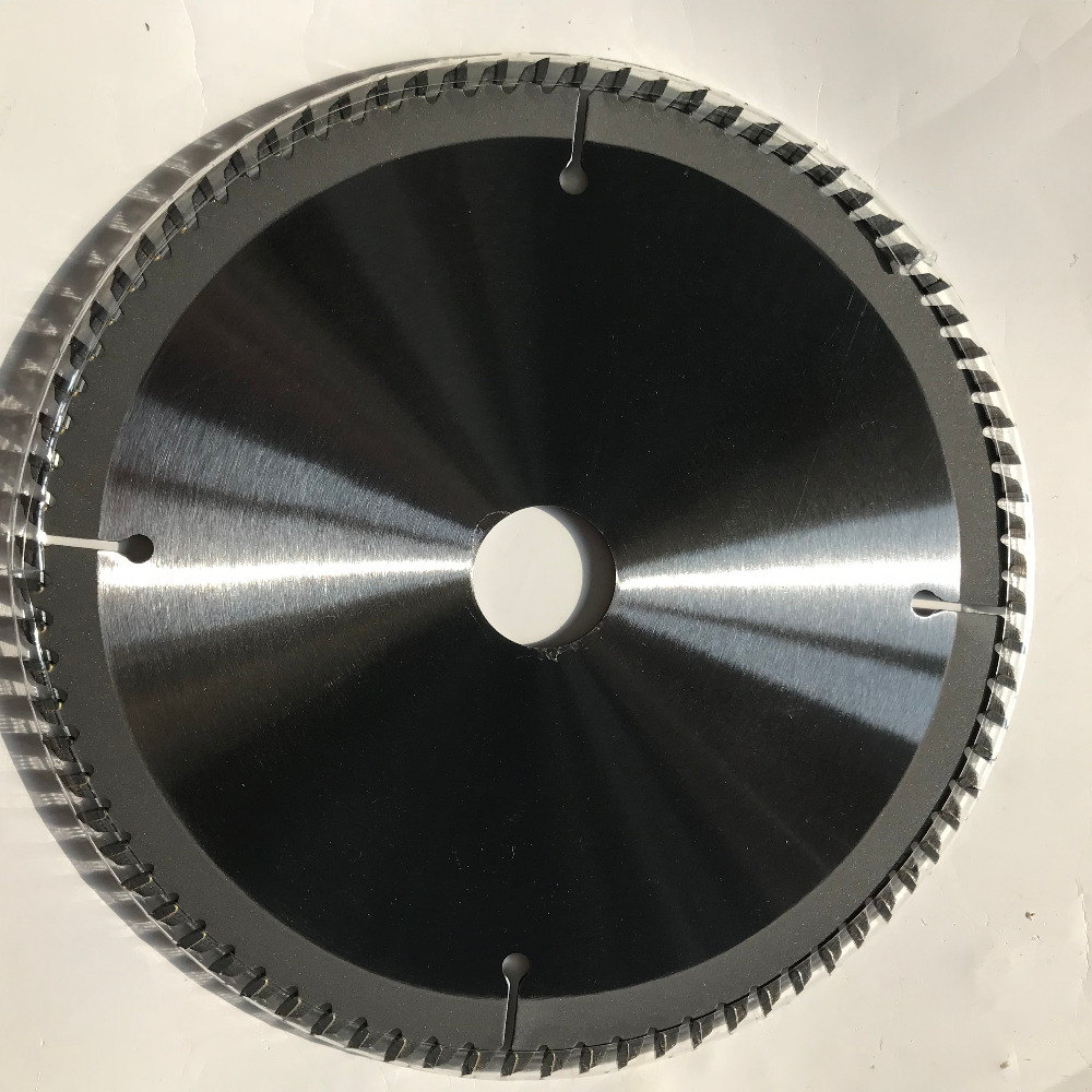 Free Shipping 1pc Professional Quality 180*2.2*25.4*80T  TCT Saw Blade Circular Saw Blade For NF Metal Aluminum Profile Cutting