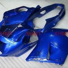 Для CBR 1100 XX 1996-2005 Abs обтекатель BLACKBIRD 2001 Пластиковые обтекатели для Honda Cbr1100XX 1999 синий обвес