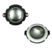 Finlemho Titânio Speaker Tweeter Dome Diafragma RPD220 DIY Reparação 44mm Bobina de Voz Para D220Ti D2500Ti-Nd D225Ti DJ Speaker