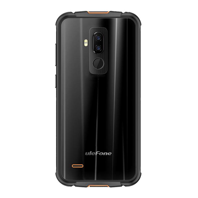 "Ulefone Armor 5 Phone 4GB 64GB Android 8.1 5.85"" Octa Core Wireless Charge 4G Fingerprint ID 13MP IP68 Waterproof Smartphone"
