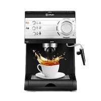 Electric Espresso Coffee Maker Semi automatic Coffee Machine Cappuccino Latte Macchiato Mocha Frother Milk Bubble Coffee Maker