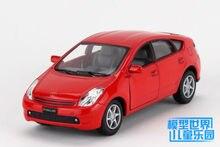 1 PC 12 5cm Kinsmart car model toys 1 34 TOYOTA prius children gifts