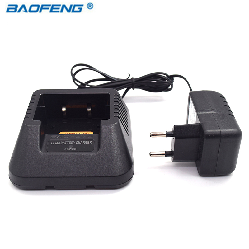 bilder für Radio Walkie Talkie BAOFENG Batterie EU UNS UK AU Desktop ladegerät fit für BAOFENG UV-5R UV-5RA 5RB UV-5RE Plus Baofeng zubehör