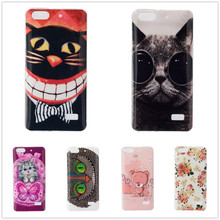20 Patterns Painted Soft TPU Silicon Case Huawei Honor 4C Protect Back Cover For Huawei 4 C Mobile Phone Cases Skin Hood Housing