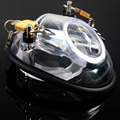 Transparent plastic silicone chastity device+2 lock,male chastity belt device cock ring,Adult sex Products for men penis cage