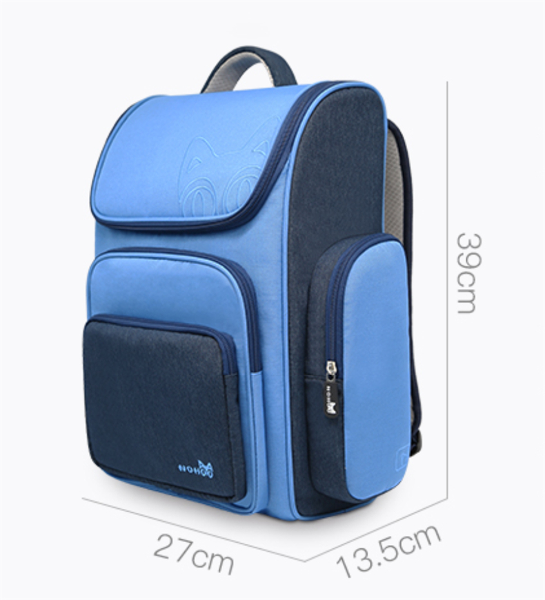 NOHOO School bags for boys high quality kids bag orthopedic backpacks mochila escolar schoolbags for teenage