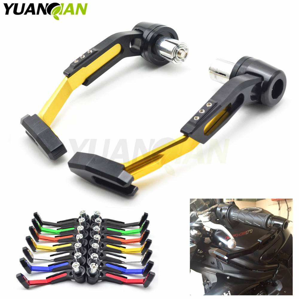 Universal 7/8 22mm Motorcycle Proguard System Brake Clutch Levers Protect Guard For BMW F800GS F800R F800S F700GS F650GS R 1200
