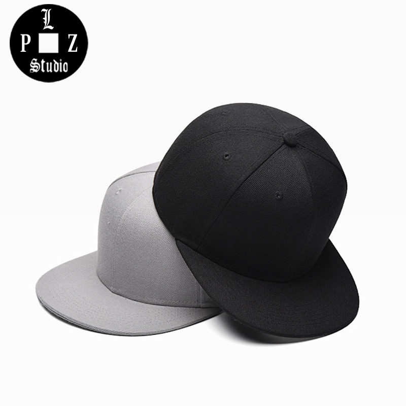 PLZ Unisex Hiphop Snapback Baseball Cap brim straight Classic Hat Fashion Street Skateboard Bboy Rapper hats for Women Wholesale 2017 bigbang 10th anniversary in japan made tour tae yang g dragon ins peaceminusone bone red baseball cap hiphop pet snapback