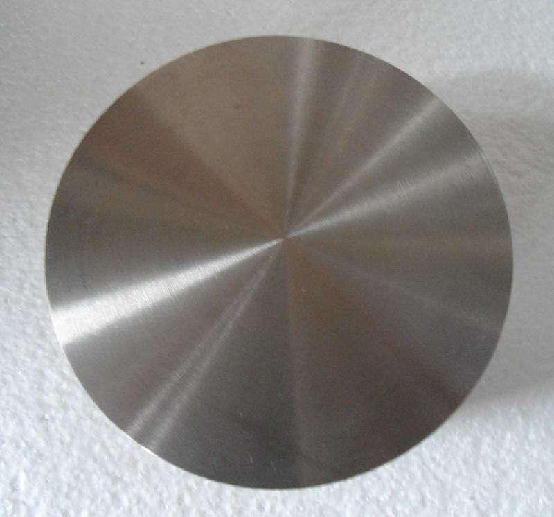 Nb Target Metal Nb Target 3N Nb Target Nb>99.9% 1 Unit Customized Unit Price