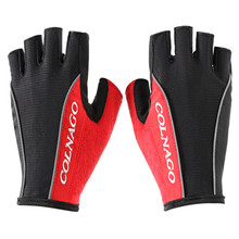 New Colnago Cycling Anti-slip Anti-sweat Men Women Half Finger Gloves Breathable Anti-shock Sports cycling