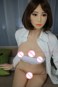 Image 3 - Real sex dolls for male 148cm/158cm/165cm Lifelike Size of life full silicone with metal skeleton sex doll with Oral ass vagina