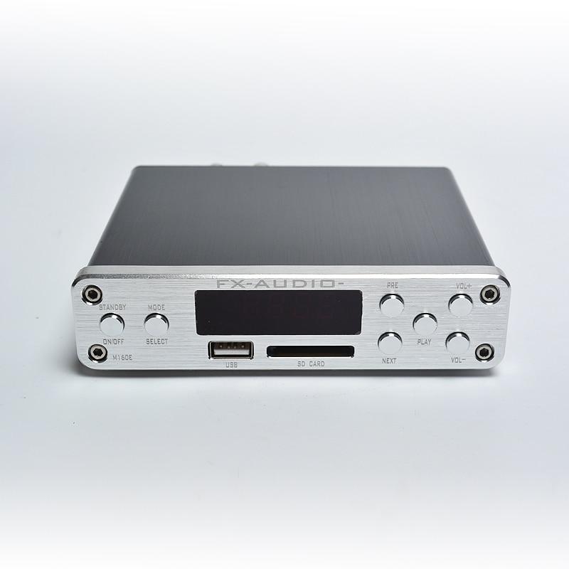 APX / WMA / WAV / FLAC / MP3 2 * 160W üçün FX-Audio M-160E - Evdə audio və video - Fotoqrafiya 2