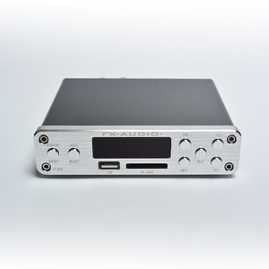 Image 2 - FX M 160E de Áudio Bluetooth 4.0 home theater Digital amplificador de Entrada De Áudio USB/SD/AUX/PC USB Lossless jogador 2*160 W