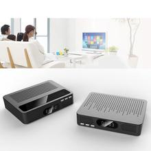 Fashion Set Top Box Terrestrial Receiver Full HD 1080P Digital MPEG4 Support 3D