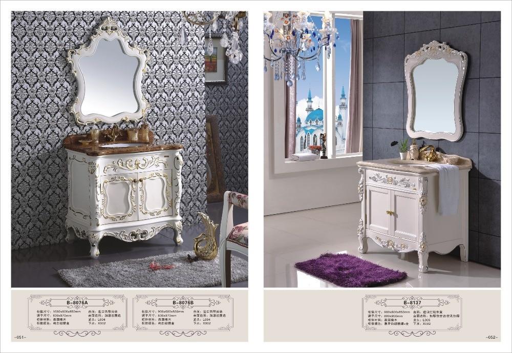 European style cheap bathroom vanity bathroom cabinet-in Bathroom ...