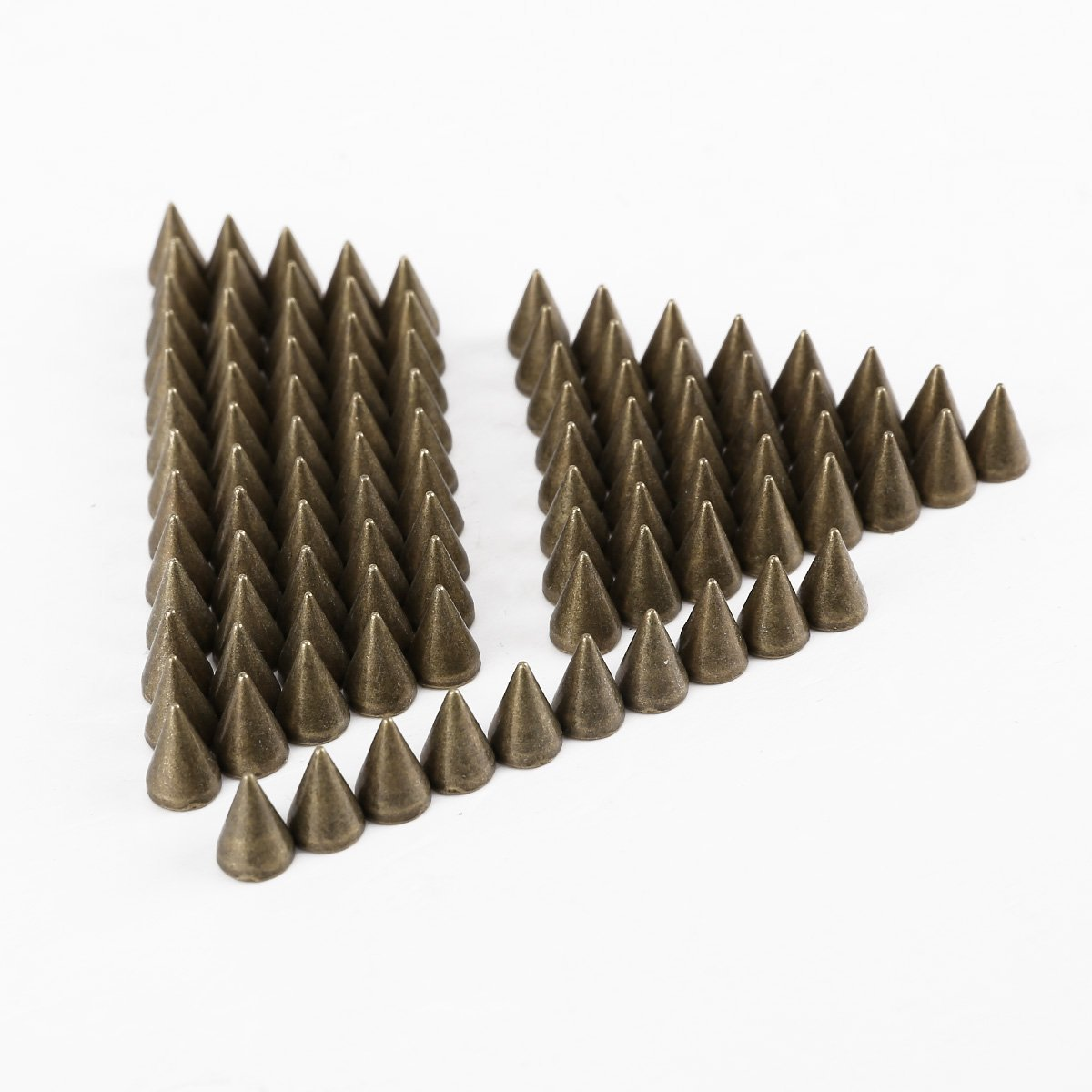 Cool Garment Spikes Screwback Punk Style Cone Studs Rivets