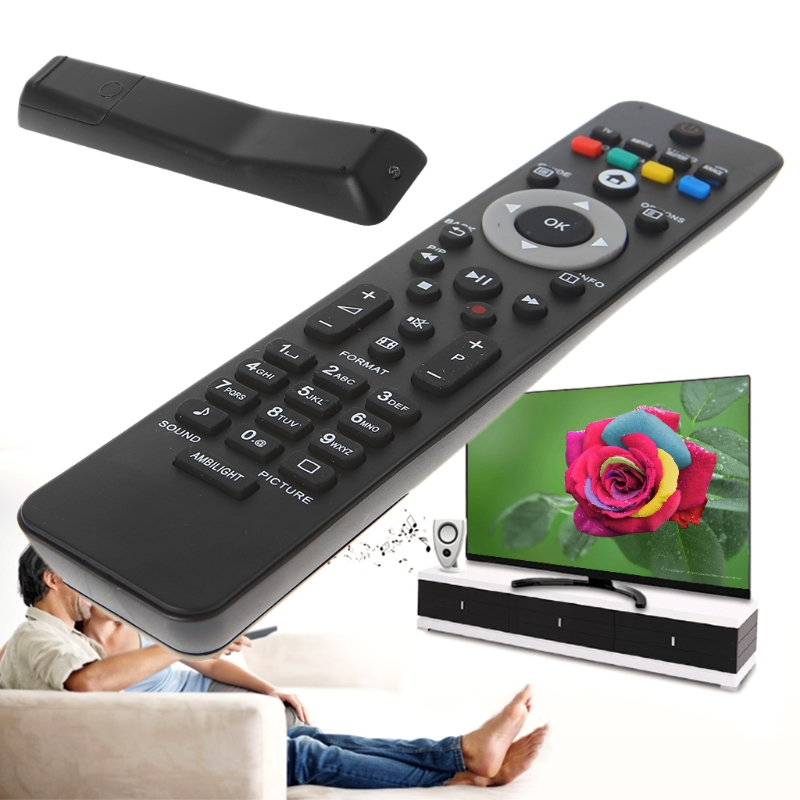 TV Remote Control RM-D1000 Replacement Suitable For Philips