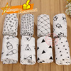 Cotton Bamboo Swaddleme Muslin Baby Wrap Swaddling Blanket Newborn Infant Swaddle Towel Famous Multifunctional 120x120cm 47