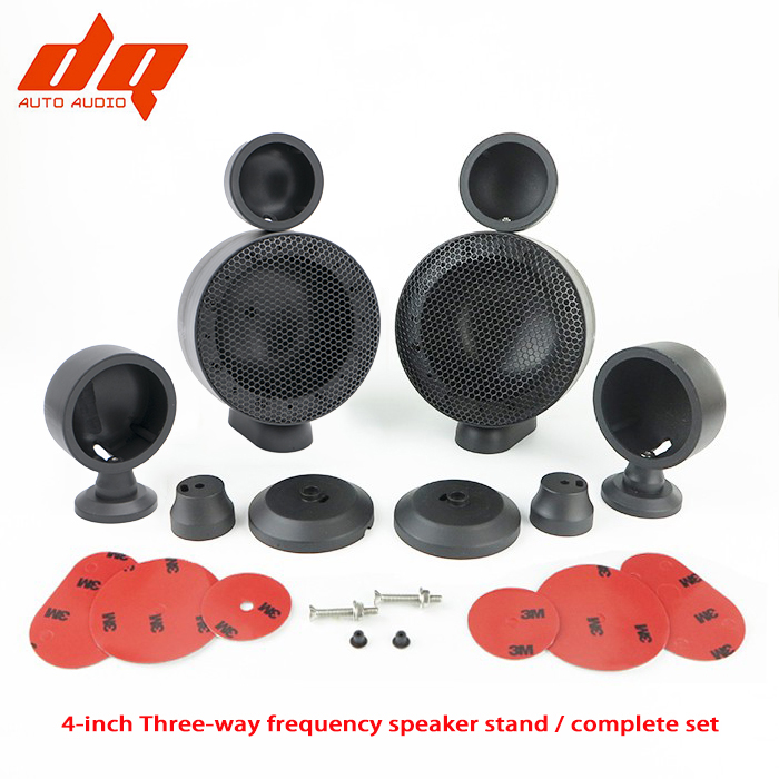 Tweeter Speaker Bracket A-Pillar 4-Inch Treble Triangle Car Boxes Support-Shell-Stand