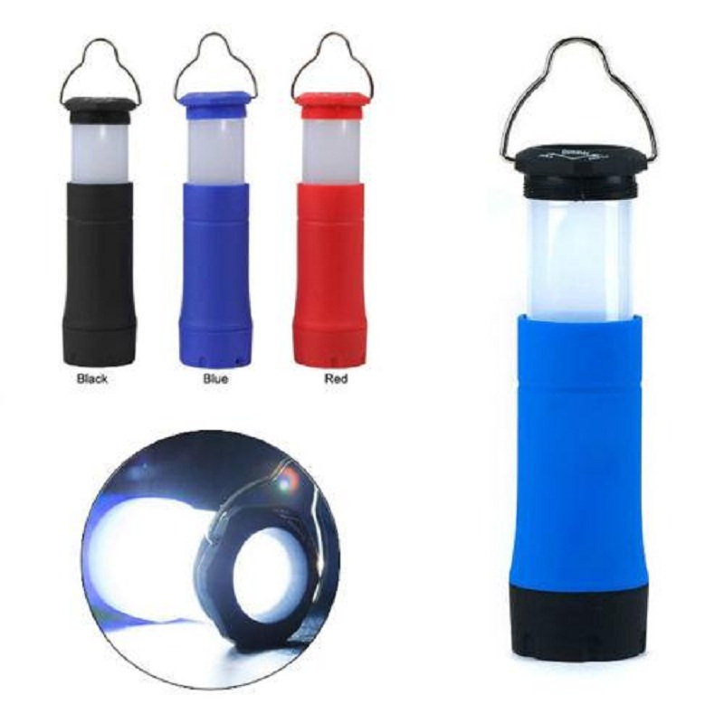 Mabor Mini 2 in 1 R2 LED Flashlight Torch Light Lamp Lantern Tent Adjustable Outdoor Cycling Camping Dimmer Waterproof Bright