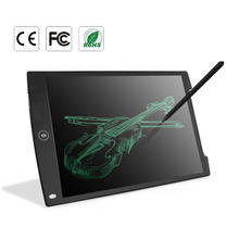 цены на Upgrade LCD Writing Tablet 12 inch Howshow Digital Drawing Tablet Grafic Handwriting Pads Portable Electronic Graphics Board  в интернет-магазинах