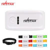 TKSTAR Pet GPS Tracker TK909 Waterproof Realtime Tracking Dog Finder Cat Tracking Device Locator Geofence Lifetime Free Software