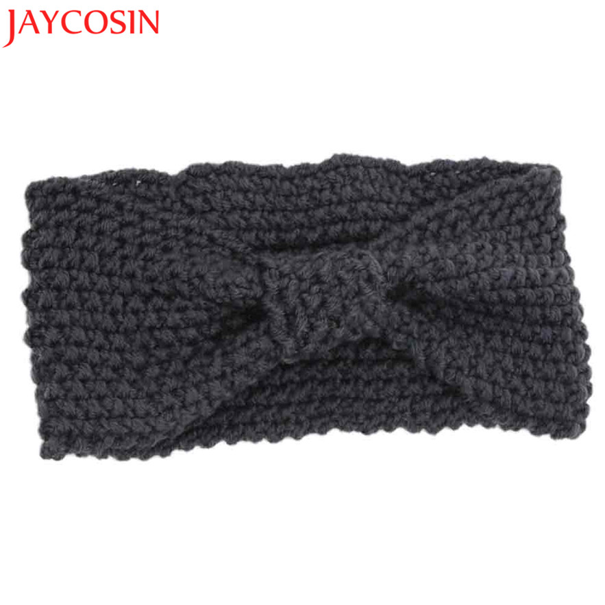 jan111 JAYCOSIN Fashion Winter Warm Women Crochet Knitted Braided Knit Wool Hat Cap Head ...