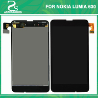 New Lumia 630 LCD Touch Scree For Nokia Lumia 630 LCD Touch Panel Display Sensor Glass