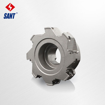 Square shoulder milling cutter Indexable milling cutter insert APKT from Taegutec disc PE05