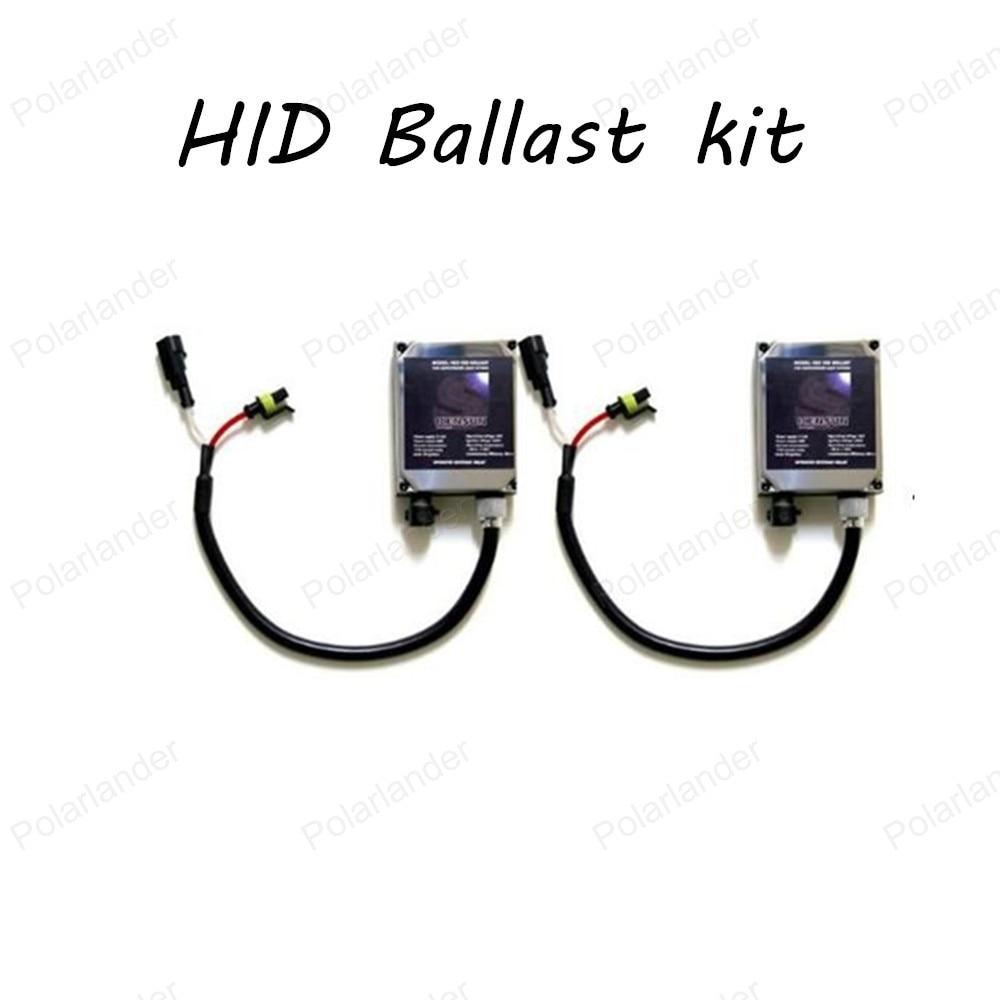 12V 35W Digital Car Xenon HID With Slim Ballast Blocks for