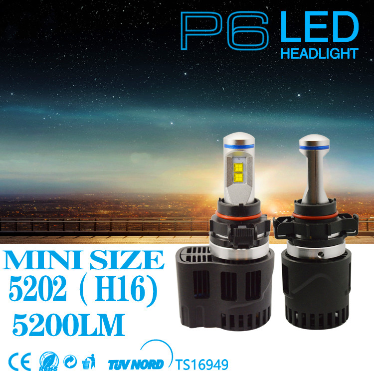 2Pcs 10400LM Car LED Headlight Kit H4 H7 H9 H11 9004 9005 HB3 9006 HB4 9007 9012 H13 H15 D1 D2 D3 D4 LED Headlight Bulbs 2017 newest 9012 fanless led headlight conversion kit 6500k 6600lm c ree xhp 70 50w bulb h4 h7 h11 9005 9006 h13 9007 9004