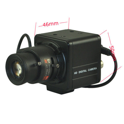 2 0MP 1080P HD AHD TVI CVI 2 8 12 9 22MM Zoom Lens CCTV MINI