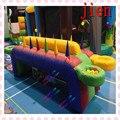 1.32 m x 1.37 m x 3.55 m Crianças Bolas de Brinquedo Do Jogo Do Esporte Inflável, Bolas Flutuantes jogo carnaval